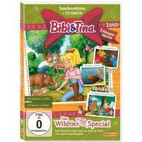 Bibi & Tina: 2er Box DVD+CD Das Wildtier-Special