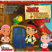 Jake und die Nimmerland-Piraten: Jakes Skateboard / .. (Folge 2)