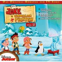 Jake und die Nimmerland-Piraten: Winter auf Nimmerland / .. (Folge 12)