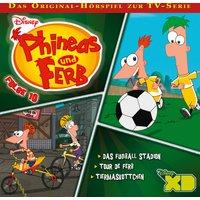 Phineas und Ferb: Das Fußball-Stadion / .. (Folge 10)