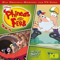 Phineas und Ferb: Der letzte Sommertag - Teil 1 & 2 (Folge 14)