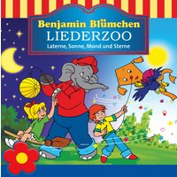 Benjamin Blümchen: Liederzoo Laterne, Sonne, Mond und Sterne