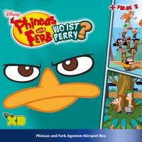 Phineas und Ferb: 2er MP3-Box Phineas und Ferb