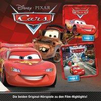 Cars: 2er MP3-Box Cars (Folge 1 - 2)