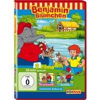 Benjamin Blümchen: Der Bananendieb / Ein Freund für Winni Waschbär