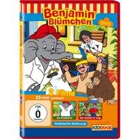 Benjamin Blümchen: als Kinderarzt / Der Gorilla ist weg