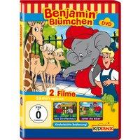 Benjamin Blümchen: Das Giraffenhaus / rettet die Biber