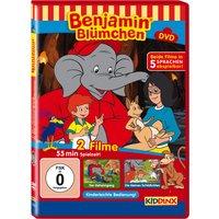 Benjamin Blümchen: Der Geheimgang / Die kleinen Schildkröten