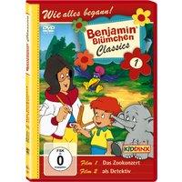 Benjamin Blümchen: Das Zookonzert / als Detektiv (Folge 1)