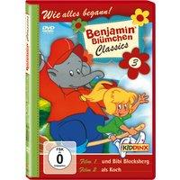 Benjamin Blümchen: und Bibi Blocksberg / als Koch (Folge 3)