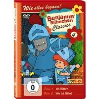 Benjamin Blümchen: als Ritter / Wo ist Otto? (Folge 4)