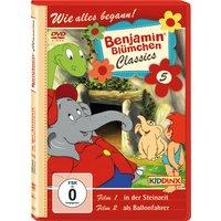 Benjamin Blümchen: als Ballonfahrer / in der Steinzeit (Folge 5)