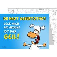 Ruthe: Grußkarte - Thorsten Dörnbach