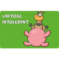 Ruthe: Frühstücksbrettchen - Laktose intolerant