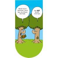 Ruthe: Lesezeichen Magnet - Baum