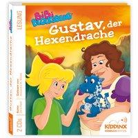 Bibi Blocksberg: Hörbuch Gustav, der Hexendrache