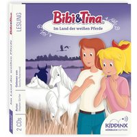 Bibi & Tina: Hörbuch Im Land der weißen Pferde