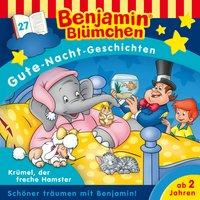 Benjamin Blümchen: Krümel, der freche Hamster (Folge 27)