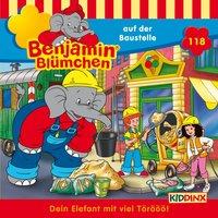 Benjamin Blümchen: auf der Baustelle (Folge 118)