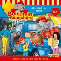 Benjamin Blümchen: Abschied von Stella (Folge 134)
