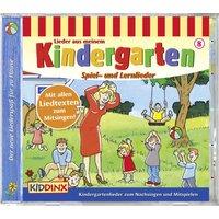 Lieder aus meinem Kindergarten: Spiel- und Lernlieder (Folge 8)