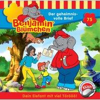 Benjamin Blümchen: Der geheimnisvolle Brief (Folge 75)