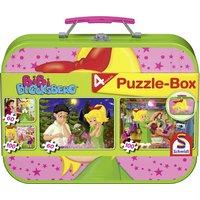 Bibi Blocksberg: Puzzle-Box im Metallkoffer