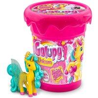 Galupy: Magic Slime inkl. Einhorn-Sammelpferd