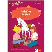 Bibi & Tina: Rehkitz in Not - Erstlesen 1.Klasse