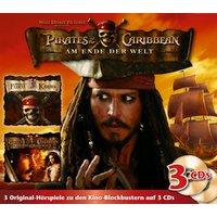 Fluch der Karibik: 3er MP3-Box Fluch der Karibik (Folge 1 – 3)