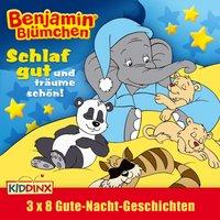 Benjamin Blümchen: 3er MP3-Box Schlaf gut