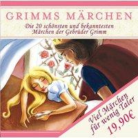Grimms Märchen: 20er MP3-Box