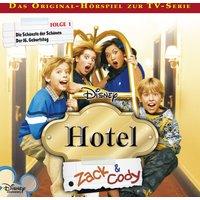 Hotel Zack and Cody: Die Schönste der Schönen / .. (Folge 1)