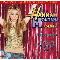 Hannah Montana: Der Partyschreck / .. (Folge 4)