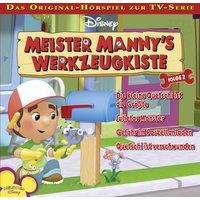 Meister Manny`s Werkzeugkiste: Die kleine Quetschi ist die Größte / .. (Folge 2)