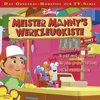 Meister Manny`s Werkzeugkiste: Felipe, der Superheld / .. (Folge 5)