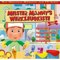 Meister Manny`s Werkzeugkiste: Die falsche Zeit / .. (Folge 7)