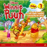 Winnie Puuh: in der Freunde ein Theaterstück aufführen / .. (Folge 7)