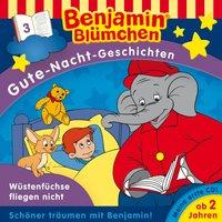 Benjamin Blümchen: Wüstenfüchse fliegen nicht (Folge 3)