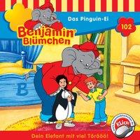 Benjamin Blümchen: Das Pinguin-Ei (Folge 102)