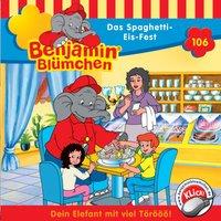 Benjamin Blümchen: Das Spaghetti-Eis-Fest (Folge 106)