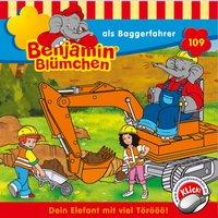 Benjamin Blümchen: als Baggerfahrer (Folge 109)