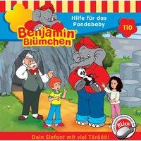 Benjamin Blümchen: Hilfe für das Pandababy (Folge 110)