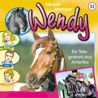 Wendy: Ein Telegramm aus Amerika (Folge 33)
