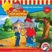 Benjamin Blümchen: kriegt ein Geschenk (Folge 48/mp3)