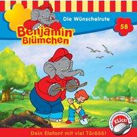 Benjamin Blümchen: Die Wünschelrute (Folge 58)