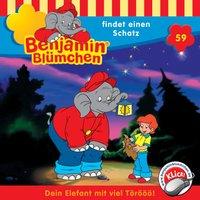 Benjamin Blümchen: findet einen Schatz (Folge 59)