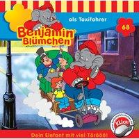 Benjamin Blümchen: als Taxifahrer (Folge 68)