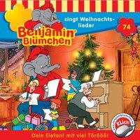 Benjamin Blümchen: singt Weihnachtslieder (Folge 74)