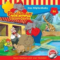 Benjamin Blümchen: Das Nilpferdbaby (Folge 86)